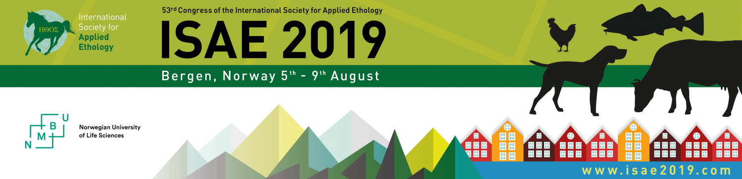 53rd Congress of the International Society for Applied Ethology