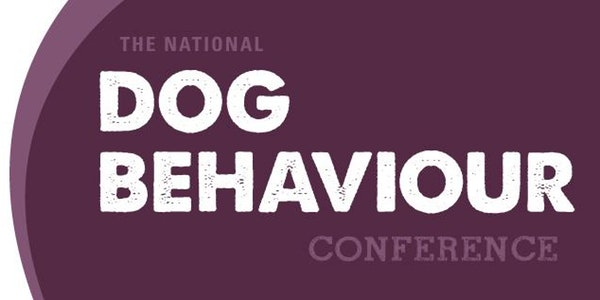 2018 National Dog Behaviour Conference